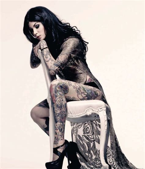 kat von d tattoo poster 28 quot x 24 quot decor 09 in