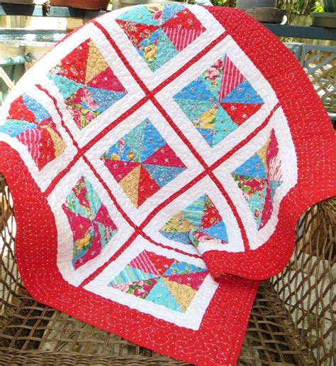 Beautiful Handmade Quilts - bright and beautiful handmade baby quilt baby quilts