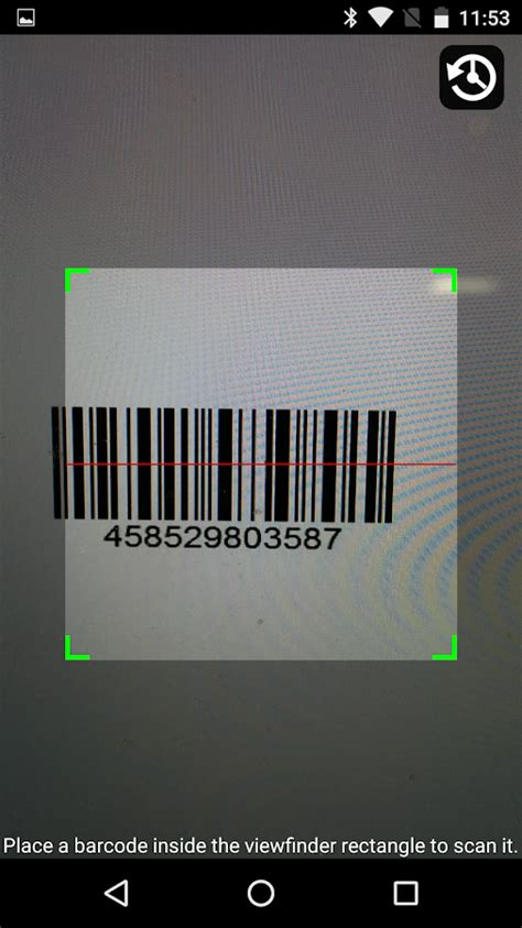 zxing barcode scanner apk qr barcode scanner android apps on play