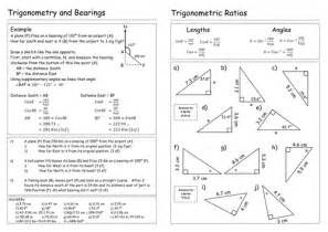 trigonometry worksheet by pebsy teaching resources tes
