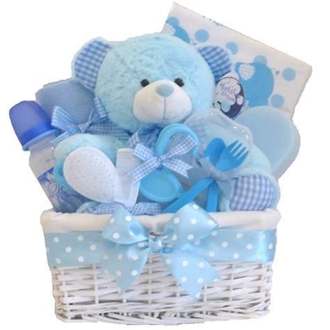 Baby Shower Gifts Boys by Baby Boys Gift Her Baby Boys Gift Basket Baby