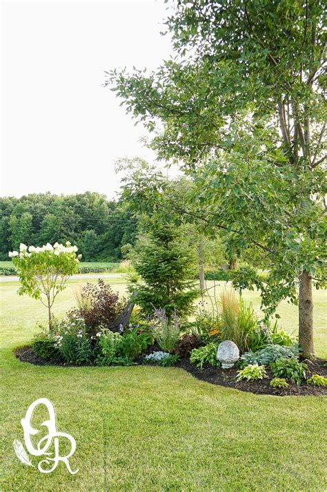 Trees For Gardens Ideas Corner Lot Landscaping Ideas A Collection Of Gardening Ideas To Try Gardens Front Yard