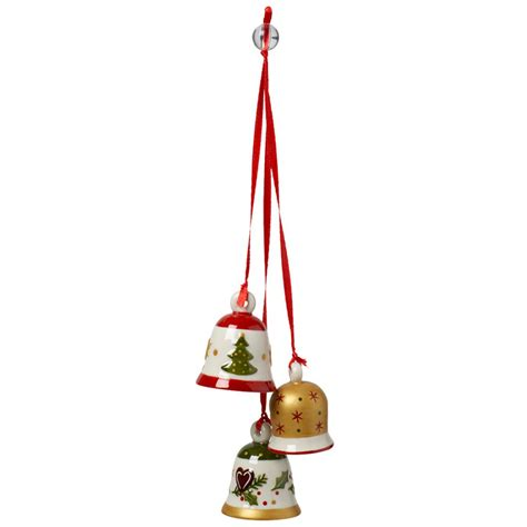 my christmas tree trio christmas bells ornaments from