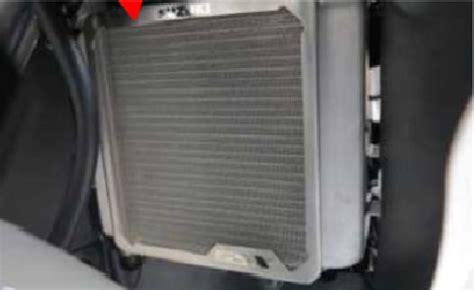 Cover Protektor Radiator Suzuki Gsx 150 list harga pilihan aksesoris gsx r150 suzuki smg cirebon