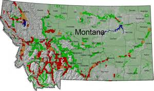 Map Of Western Montana by Similiar Map Of Montana Western Keywords