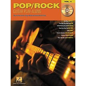 the uncompromising series volume 4 books hal leonard pop rock guitar play along series volume 4