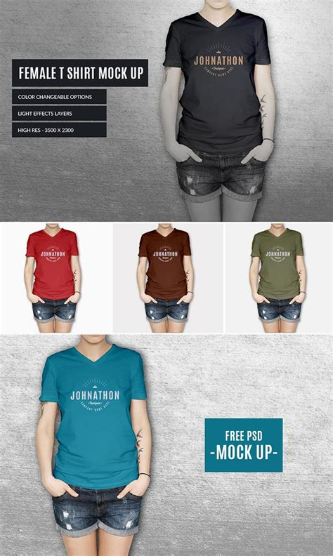 graphic design mock up shirt 45 t shirt mockup templates you can download for free
