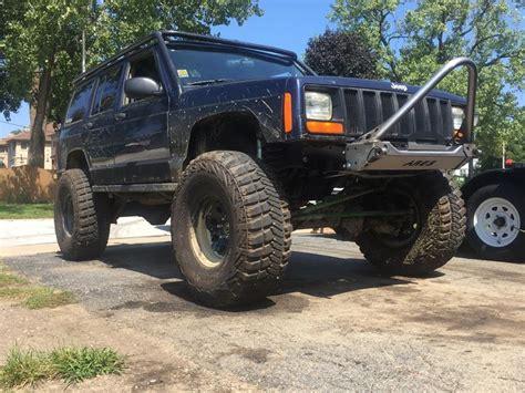 stubby jeep bumper xj stubby stinger winch bumper stealth xj 84 01