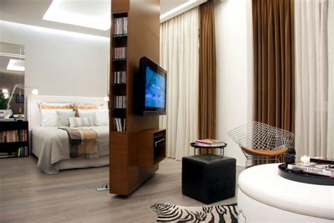Solutions For D Interior Walls by Select The Fixed Or Movable Partition 23 Single Room Solutions Interior Design Ideas Ofdesign