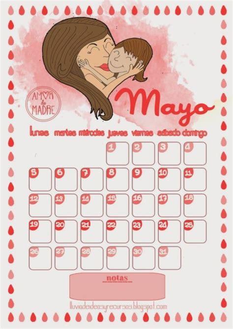 Calendario Mayo 2016 Im 225 Genes De Calendarios Mes De Mayo 2016 Para Imprimir