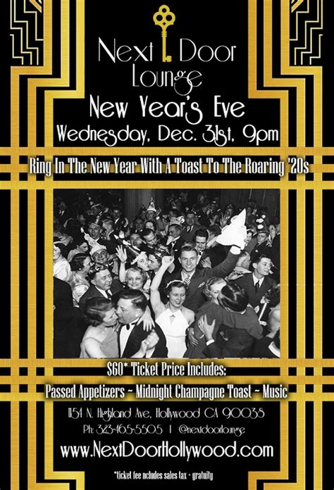 new year 2015 los angeles ca new year s 2015 at next door lounge dec 31 2014