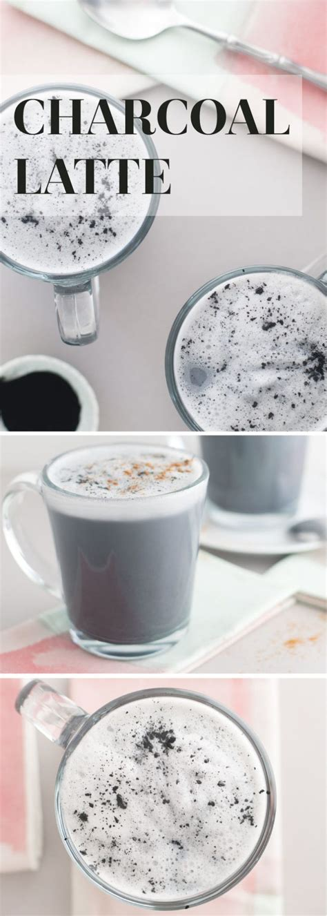 Activated Charcoal Detox Drink Recipe by Best 25 Latte Recipe Ideas On Latte