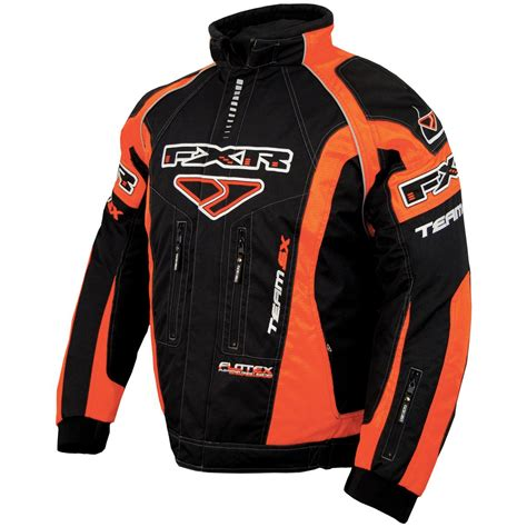 s fxr 174 sx flotex 174 snowmobile jacket 155357