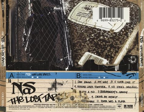 nas the lost tapes nas the lost tapes cd rap music guide