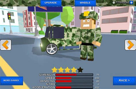 blocky roads full version download apk blocky army city rush racer for android apk game free