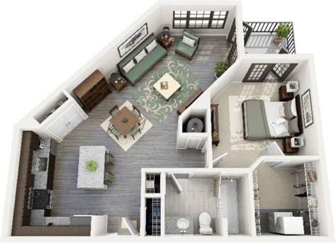 appartement 3 chambre plan 3d appartement 1 chambre 23