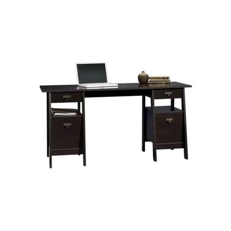 Sauder Executive Trestle Desk by Sauder Stockbridge Executive Trestle Computer Desk Ebay