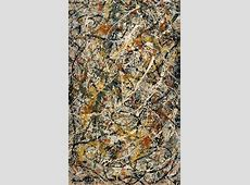 Jackson Pollock - 86 paintings and drawings - WikiArt.org Jackson Pollock Number 10 1949
