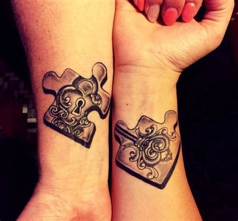 tatuajes para hermanos parejas o amigas blog de belleza