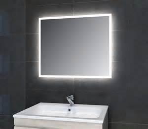Adara led mirror modern bathroom mirrors yorkshire and the