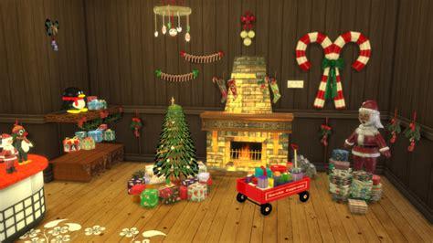 Christmas Shop Conversion by Leo   Liquid Sims