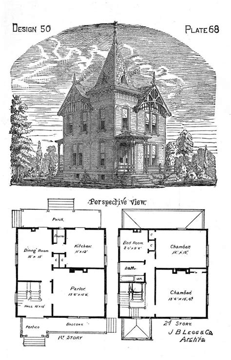 Victorian Home Plans 25 Best Ideas About Vintage Houses On Pinterest