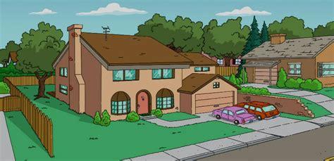life in animation establishing shot of gary s house