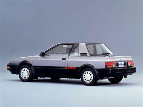 1984 86 Nissan Pulsar Exa Turbo R Maintenance Restoration