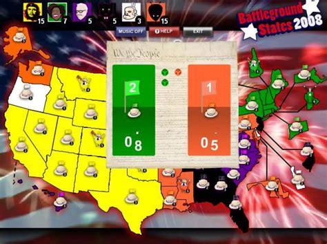 2008 swing states battleground states 2008 freegamearchive com
