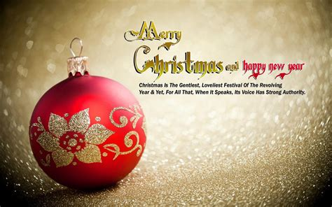 wallpaper christmas and new year merry christmas and happy new year wallpaper 2016