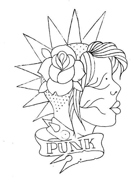 punk rock by fspunx on deviantart