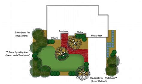 How To Landscape Your Front Yard Front Yard Design For Winter Interest Part 2 Of 2
