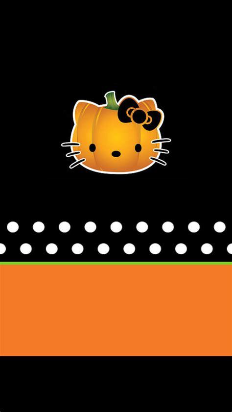 imagenes hello kitty halloween iphone wallpaper halloween tjn iphone walls halloween
