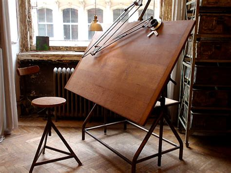 Pattern Drafting Table Inspiration Drafting And Design The Work And Tools The H A M B