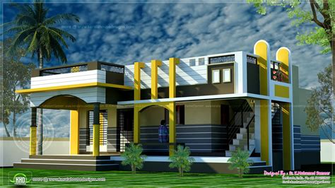 smallest house design small house design contemporary style kerala home design and floor plans