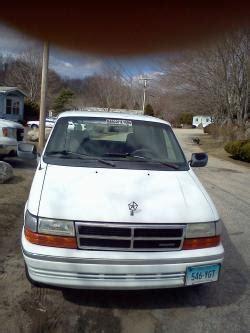 1993 dodge grand caravan information and photos momentcar 1993 dodge caravan information and photos momentcar