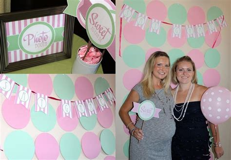 photo booth baby shower ideas photobooth backdrop s babyshower