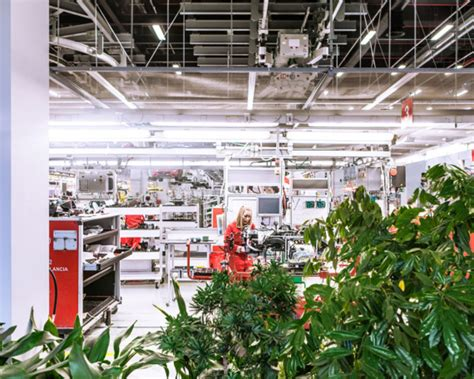 ferrari headquarters inside ferrari s factory in maranello italy an inside look