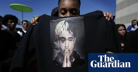 cult  xxxtentacion  fans pay tribute