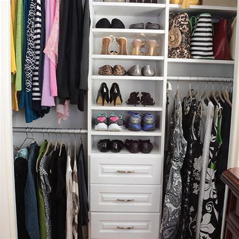closet organization tricks
