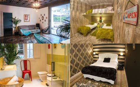 affordable luxury  boutique hostels  europe   blow
