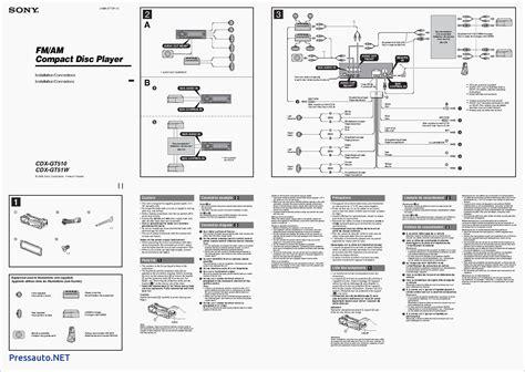Sony Xplod Radio Wiring Diagram Wellread Me