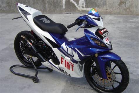 Footstep Underbone Mio Bpro Racing mortech panduan modifikasi motor lengkap dan terbaru
