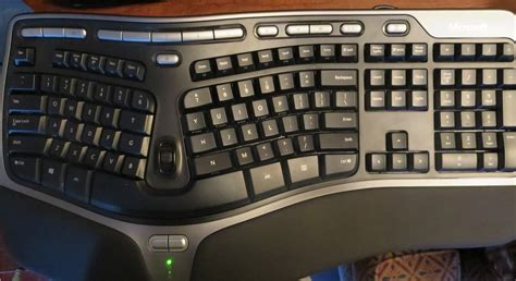 most comfortable keyboard for programming natural ergonomic 4000 review programming money