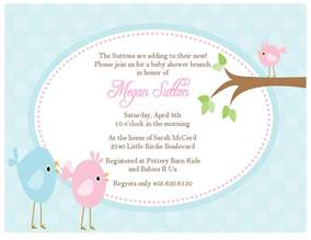 birdie baby shower invitations sweet paperie