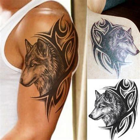 tattoo temporary warna jakarta popular flash wolf buy cheap flash wolf lots from china