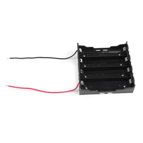Sale Battery Cell Cooling Fan 18650 Battery 1pcs 4 cell 18650 series battery holder storage with