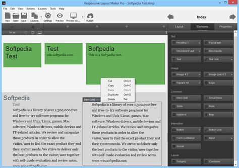 online responsive layout maker responsive layout maker pro download