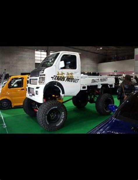 mitsubishi mini truck lifted 145 best images about kei trucks n vans on pinterest