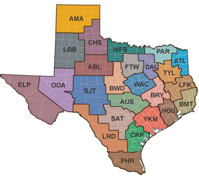 texas department of transportation maps discos